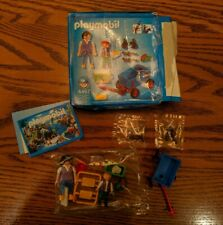 Playmobil Picnic Set 4467, New in cellophane, damaged box