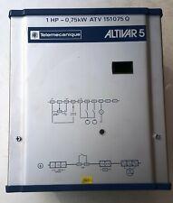 Telemecanique ATV 151075Q  Altivar 5 AC Drive
