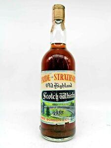 Whisky Pride of Strathspey 1938 James Gordon bottled 1970s 75cl. 40%