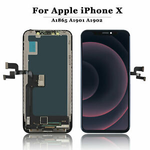 For iPhone X LCD Screen Replacement 3D Touch Retina Digitizer Display Assembly