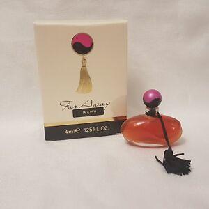 Avon Far Away 0.125oz / 4 ML Eau du Parfum Mini NEW in box