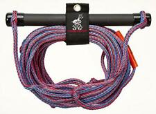 Soft Grip Red Ski Tow Rope 75' Water Ski, Knee Board Wakeboard Airhead