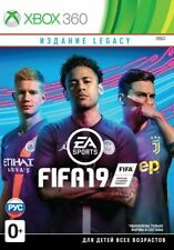 *NEW* FIFA 19: Legacy Edition (Xbox 360, 2018) English,Russian,Polish,Arabic