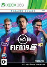*NEW* FIFA 19: Legacy Edition (Xbox 360, 2018) English,Russian,Polish,Arabic