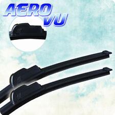 Skoda Fabia 6Y2 1.4 Aero VU Front Wiper Blades Genuine Windscreen Flat Upgrade