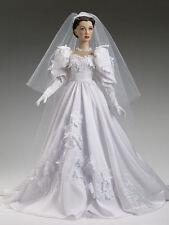 "Tonner 22"" Scarlett's Wedding Day Collectible Doll T13GWDD02"