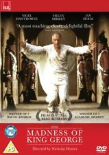 The Madness Of King George (Nigel Hawthorne Helen Mirren) Region 2 New DVD