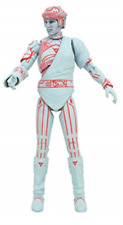 Tron Movie Infiltrator Flynn Action Figure Acc New