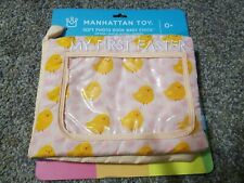 Manhattan Toy My First Easter Soft Photobook Baby Bunny, Tub #2