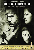 The Deer Hunter DVD, NEW FREE SHIPPING
