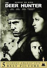 The Deer Hunter (Dvd, 1998, Limited Edition Packaging Widescreen)- Free shipping