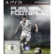 Sony PS3 Spiel Pure Football Fussball Neu & verschweißt