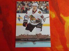2014-15 Upper Deck Young Guns Teuvo Teravainen #214 Rookie RC SP