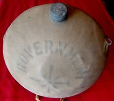 """Vintage - Canvas Covered - BOYCO - Boy Scout - """"Government"""" Canteen - Must L@@K"""