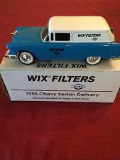New In Box,  Wix Filters 1955 Chevy Die Cast Sedan
