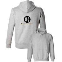 9 3/4 Harry Potter Hogwarts Express Print Sweatshirt Unisex Hoodie Graphic Hoody