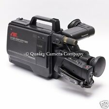 Panasonic AF Piezo VHS Reporter AG-170 Proline Camcorder+Case & More AS-IS