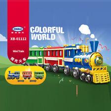 Xingbao Colorful World 01112 Mini Train Rode 369pcs