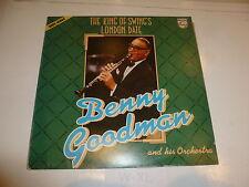 BENNY GOODMAN - The King Of Swing's London Date - 1970 UK 11-track Vinyl LP