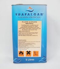 Trafalgar Car Plastic and Engine Dressing / Lacquer / conditioner - 5 Litres