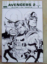 ULTIMATE AVENGERS 2 ISSUE #1 VARIANT SKETCH