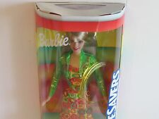 LIFESAVER BARBIE DOLL in Mint Condition 2000, with 3 colorful bracelets