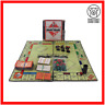 Monopoly Board Game Vintage Small Box Issue Paper Movers 1940s by J Waddington