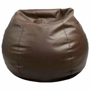 Bean Bag Cover without beans Large Leatherette L-XXXL Size Seat