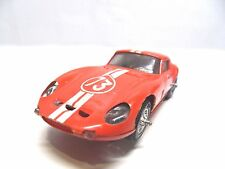 JJ 8 )  FERRARI 250 GTO  rouge N°73 ref : 357 pour circuit routier JOUEF