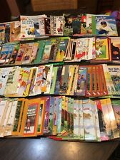 8 excellent condition pb books - 3rd GRADE LEVEL - reading practice (MY CHOICE)