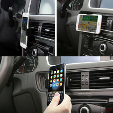 Universal 360 Rotating in Car Air Vent Mobile Phone Holder Mount Bracket Cradle