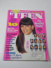 'Teen Magazine-  October 1990 -Teen Magazine