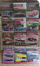 12 Excel. 2014 Pontiac Smoke Signals Magazine-GTO-Grand Prix-Trans Am-LeMans-GMC