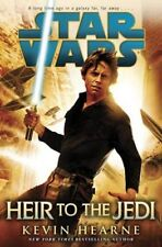 Star Wars Heir to the Jedi by Kevin Hearne (hardcover) Century