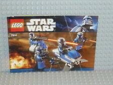 LEGO® Star Wars Bauanleitung 7914 Mandalorian Battle Pack instruction B2845