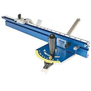 Kreg KMS7102 Table Saw Precision Miter Gauge System Tool