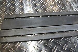 (22,00€/m) Flachstahl 50x10mm Bandstahl Flacheisen Stahl Eisen bis 2000mm