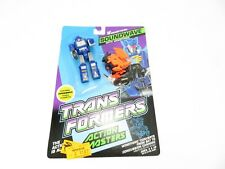 Transformers - G1 - Soundwave Action Masters + card