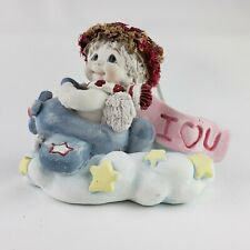 Dreamsicles Figure Cherub Angel -Love Is In The Air- Figurine #10992 signed