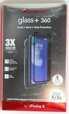 ZAGG InvisibleShield Glass+ Screen Protector for iPhone XS/X, iPhone 11 Pro