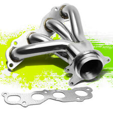 STAINLESS STEEL HEADER JDM 02-06 ACURA RSX BASE L DC5 FOR 02-05 CIVIC SI EP3