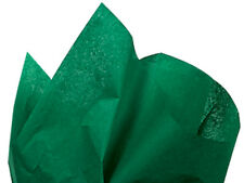 100 Sheets Holiday Green Gift Wrap Pom Pom Tissue Paper 15x20