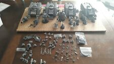 Warhammer 30k/40k Dark Angels Legion Inner Circle Knights CenobiumForce
