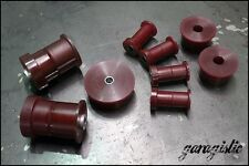 80a poly BMW E30 complete polyurethane suspension kit 325 318 m3
