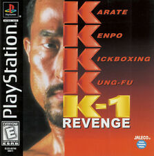 K-1 Revenge PS1 Great Condition Fast Shipping