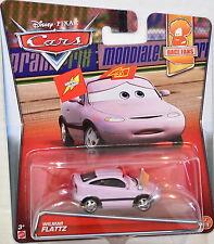 DISNEY PIXAR CARS RACE FANS WILMAR FLATTZ