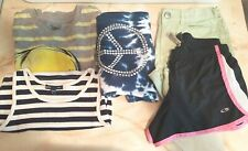 Girls Clothing Lot Size 8 Tie Dye Summer Dress Disney Tinker Bell Gap Medium
