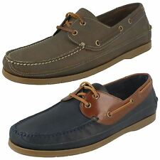 Men's Anatomic Boat Shoes - Viana