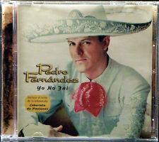 Yo No Fui by Pedro Fernandez (CD, 2000 Mecury/Universal)