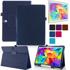 For Samsung Galaxy Tab S2 / S3 8.0 9.7 inch Tablet Kickstand Leather Smart Case